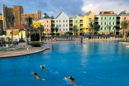 Harborside Resort at Atlantis Paradise Island, NA