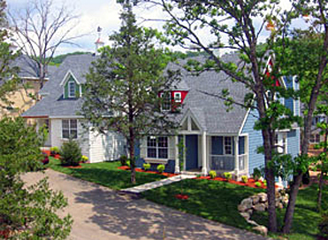 Stormy Point Village Phase I or II Branson, Missouri